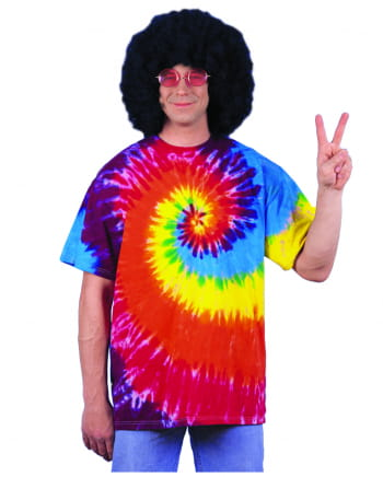 Rainbow Hippie Shirt
