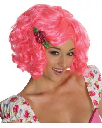 Rasberry Wig