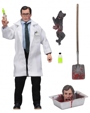 Re-Animator Herbert West Retro Collectible Figure 20cm