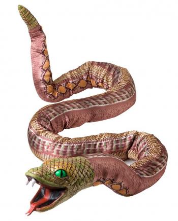 Biegsame Dschungel-Schlange 180 cm