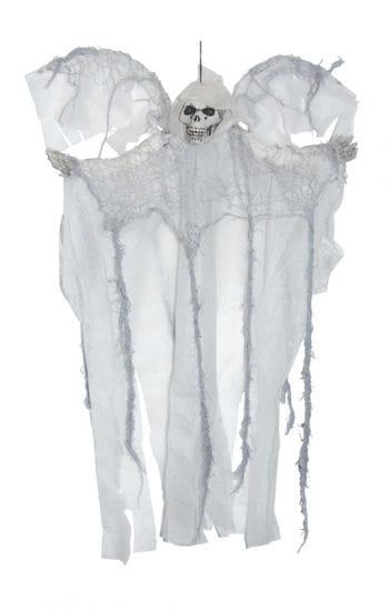 Reaper Hanging Figure White