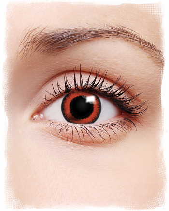 Red Angel Contact Lenses
