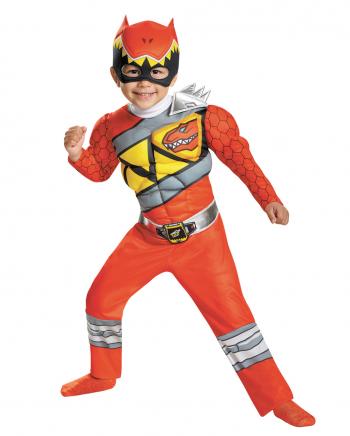 Red Power Ranger Dino Charge Kleinkinder Kostüm