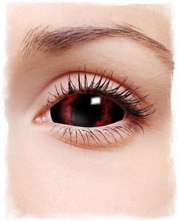 Sclera contact lenses Red Demon