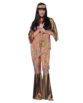 Regenbogen Hippie Kostüm