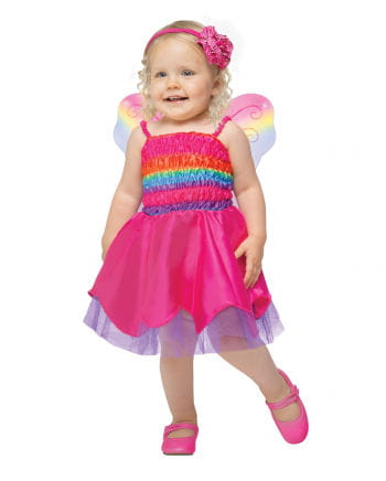 Rainbow Butterfly Baby Costume