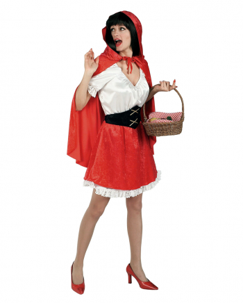 Lovely Red Riding Hood Costume