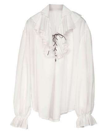 Renaissance Pirate Shirt White XL