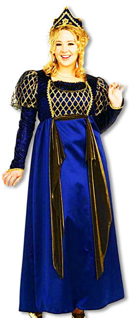 Renaissance Lady Costume XL