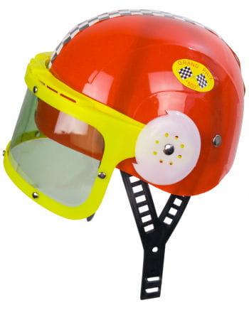 Rennfahrer Helm für Kinder