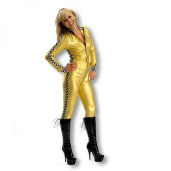 Race Costume Gold M