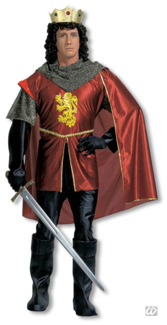 Richard Löwenherz Kostüm