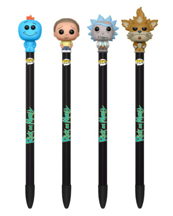 Rick & Morty Funko Pop! Pen Topper Kugelschreiber