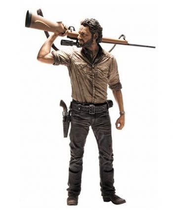 Rick Grimes Premium Actionfigur 25 cm