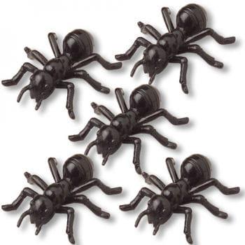 Kunststoff Ameisen 72 Stück