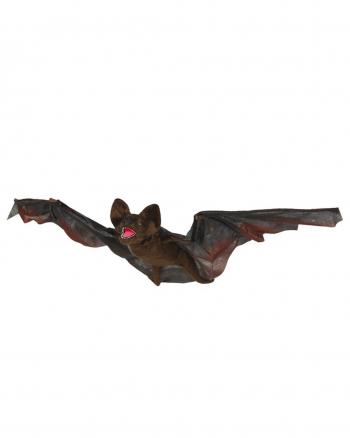 Giant Bat With Movement, Light & Sound 90cm