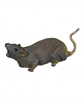 Giant Latex Rat 43 Cm
