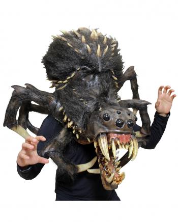 Realistische Riesenspinnen Maske