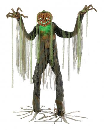 Giant Evil Pumpkin Animatronic
