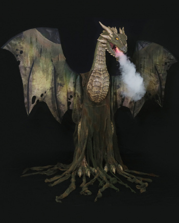 Giant Forest Dragon Animatronic