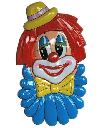 Huge Clown Wall Decoration