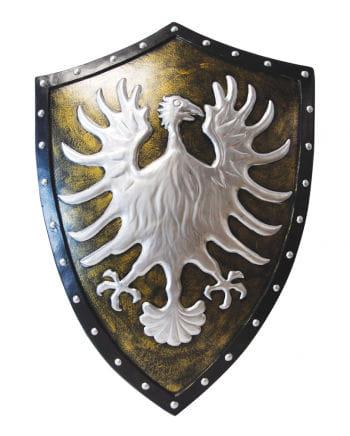 Mittelalter Schild mit Adler