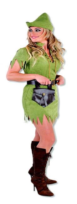 Robin H. Women`s Costume XL