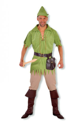 Robin Wood Costume