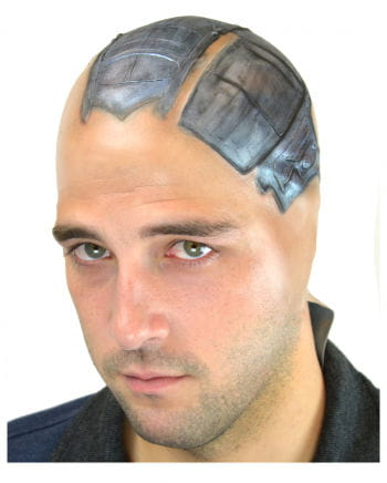 Roboter Sci-Fi Glatzenfolie