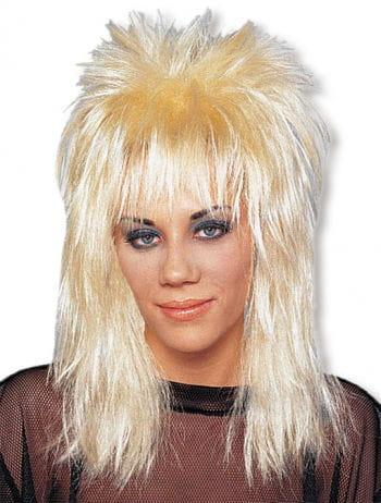 Rocker Wig Blonde