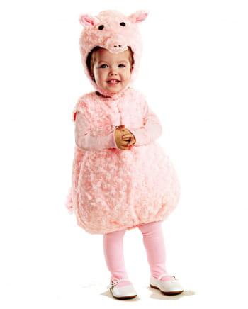 Rosa Schweinchen Babykostüm