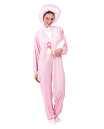 Baby Costume For Ladies Pink