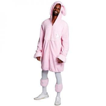 Pink Poodle Dog Costume XL