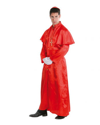 Red Cardinal Costume