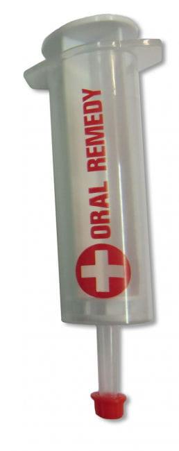 Rotkreuz shot syringe