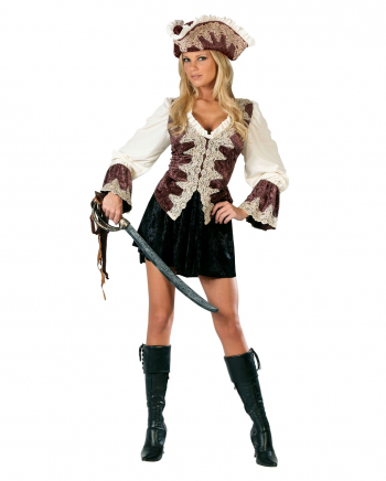 Royal Pirate Bride Costume S / M