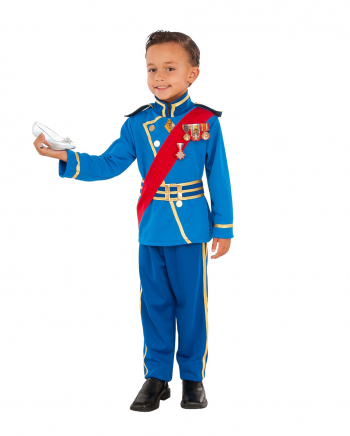 Royal Prince Charming Children Costume