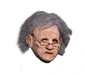 Wrinkly Grandad Mask Deluxe