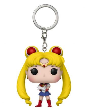 Sailor Moon Keychain Pocket POP