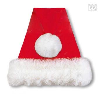 Santa Claus Plüsch Mütze