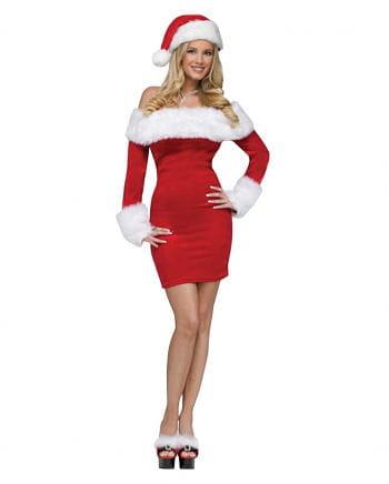 Santa Sweetie Nicholas Woman costume