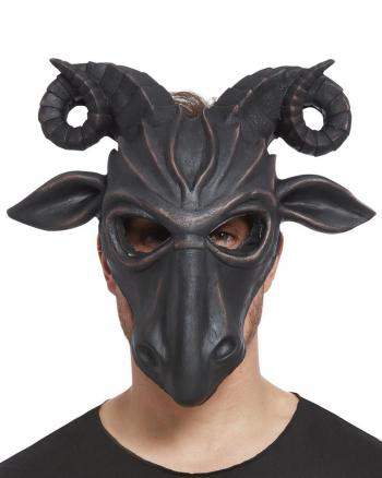 Teuflische Widder Maske
