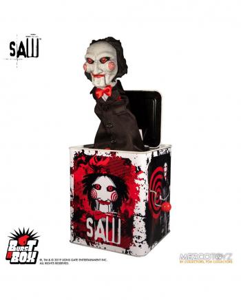 SAW: Billy aus der Springteufel Box