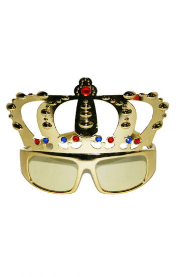 Gagbrille Krone
