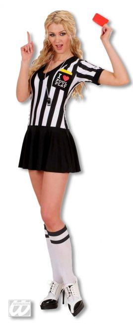 Schiedsrichter Kostüm Medium