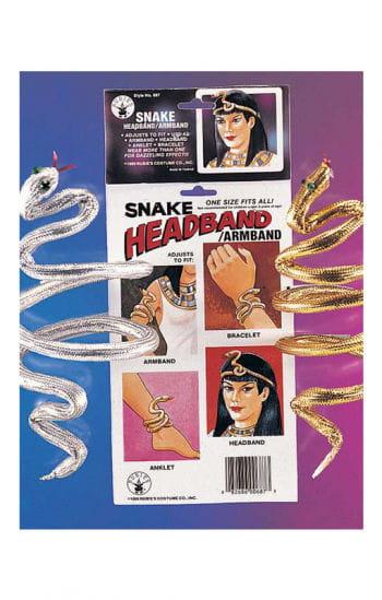 Schlangen Armband
