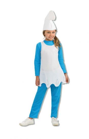 Smurfette Child Costume