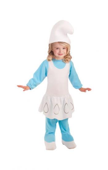 Schlumpfine Kleinkinder Outfit
