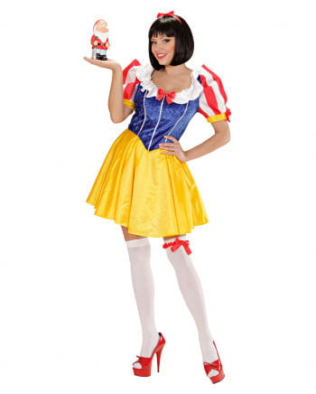 Sexy Snow White Costume. L 40/42