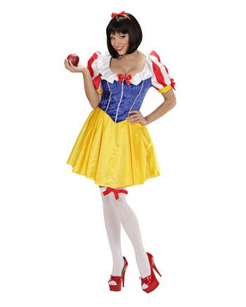 3-piece Snow White Costume
